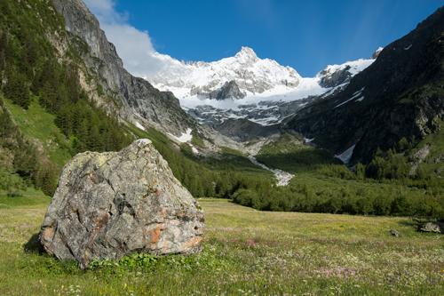 Montagne refuge